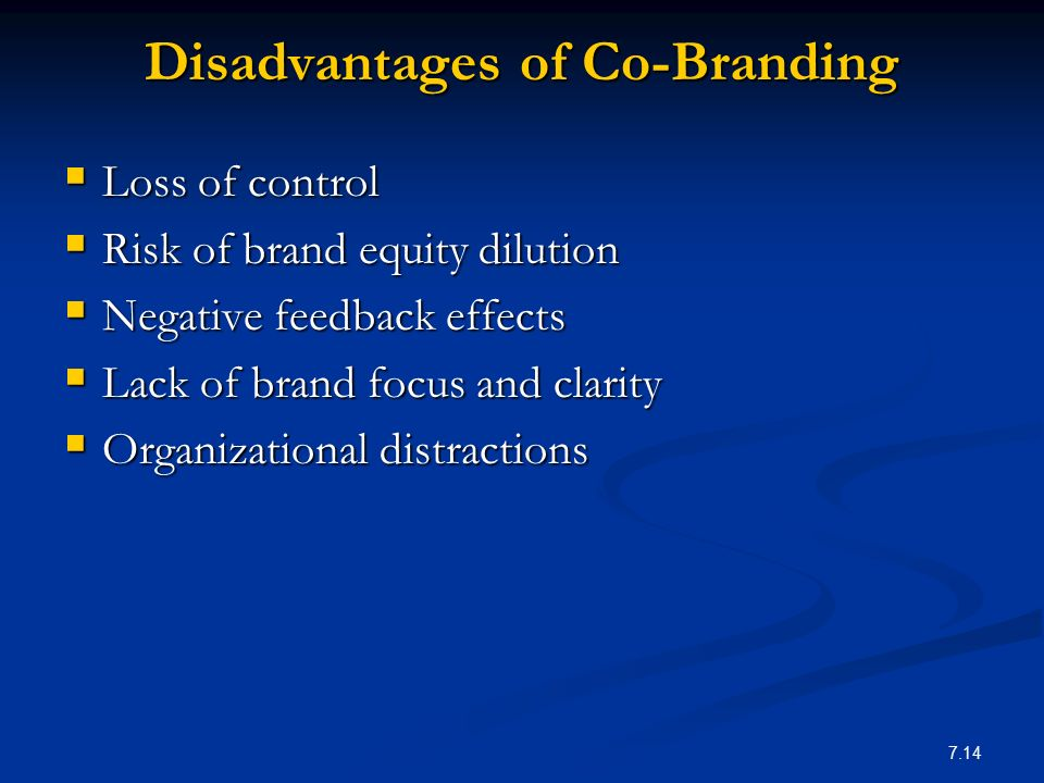 advantages and disadvantages of branding What are the advantages and disadvantages of owning a franchise  a franchise provides an established product or service which may already enjoy widespread brand .