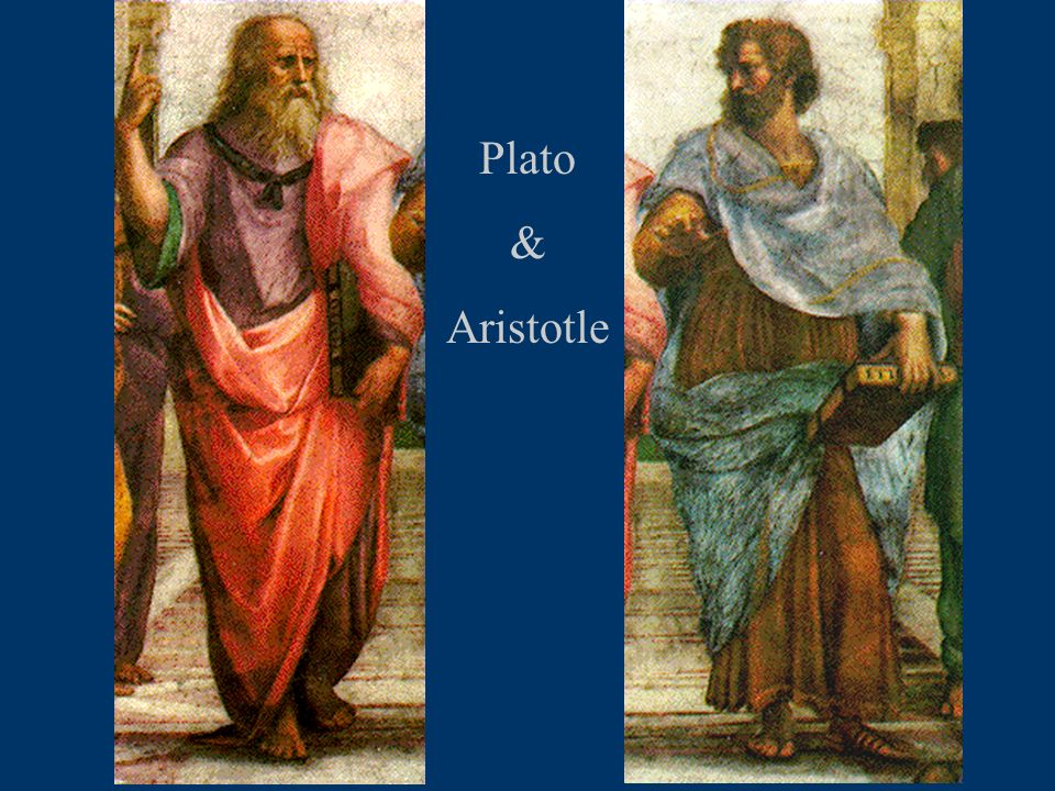 plato aristotle and moses The law of moses commanded god's people to remain loyal to the one true god,   plato and aristotle especially had a profound effect on later christian writers.