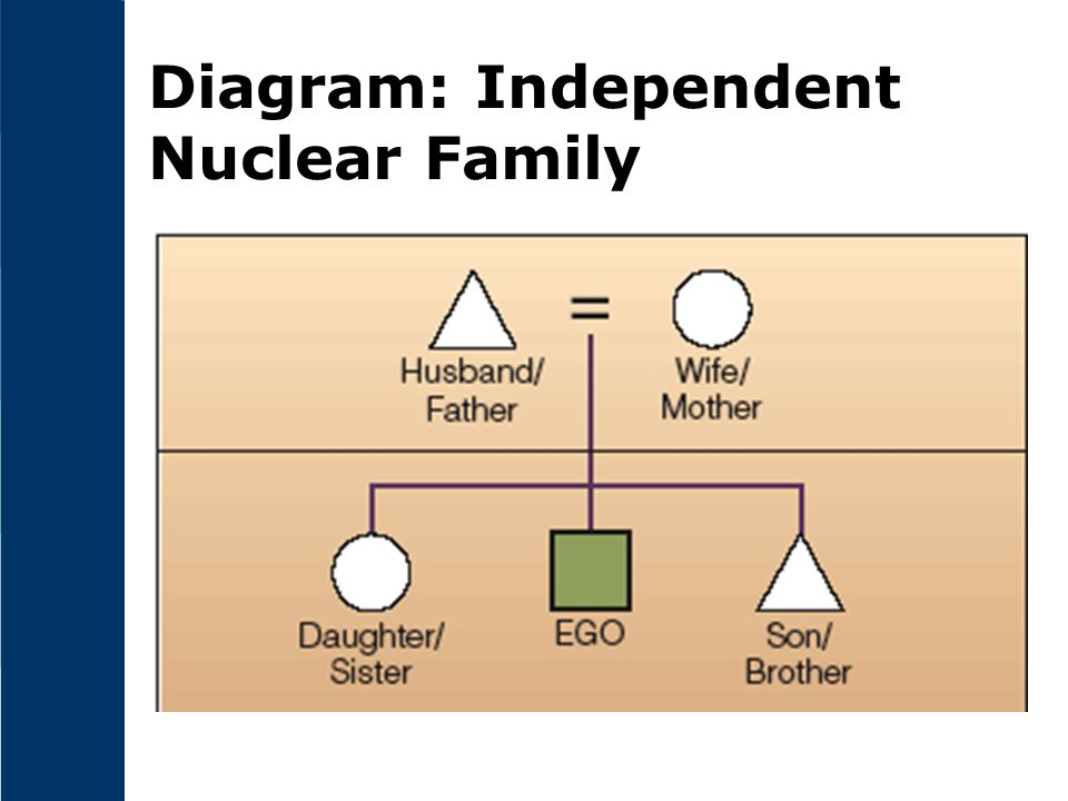 diagram of nuclear family chapter 9 family and household. - ppt video online download diagram of nuclear powered submarine