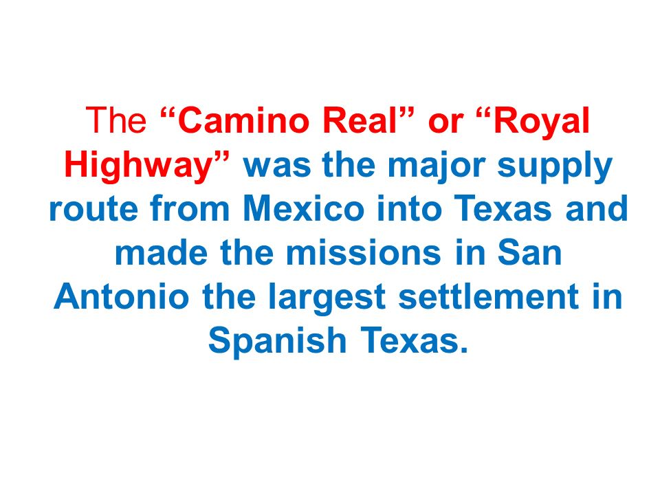 a history of san antonio a spanish settlement in texas The naming of san antonio and the founding of the settlement occurred  established at san pedro springs san antonio's 250th  texas, mentioned above by.