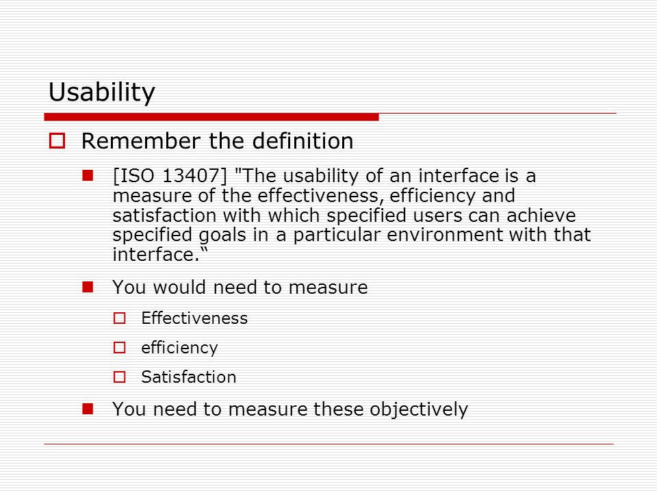 The Difference Between Web Site Usability And ...