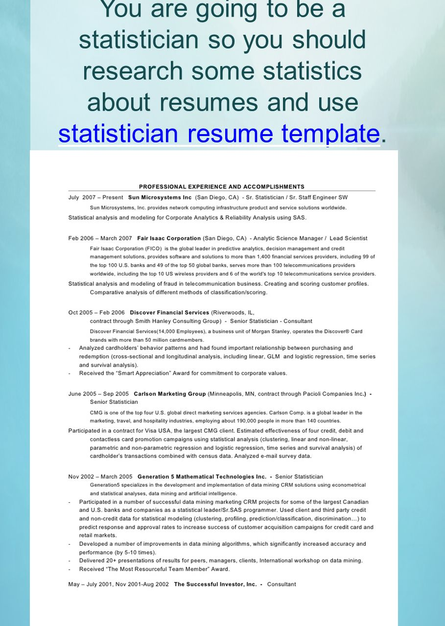 what s new in resume templates ppt