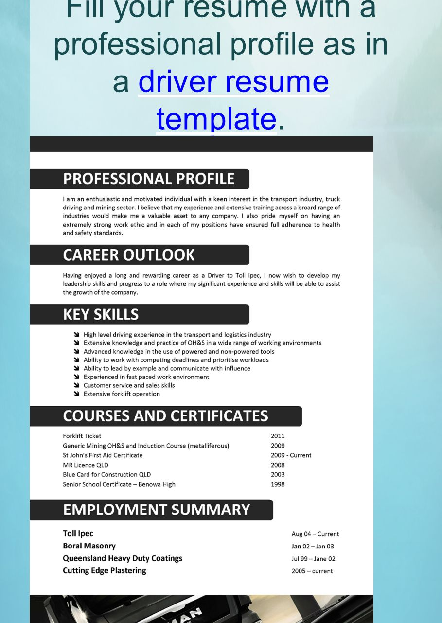What S New In Resume Templates Ppt Download