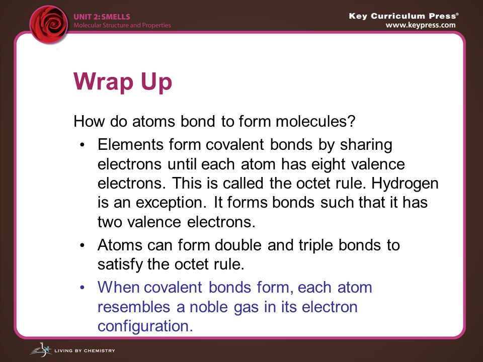 Unit 2: SMELLS Molecular Structure and Properties - ppt download