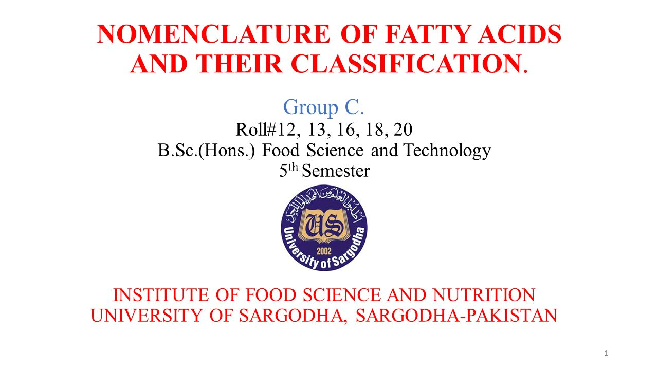 What are fats Definition, formula, classification, properties 85