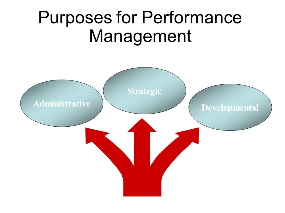 The Purpose of Performance Management: Redefining Aspirations