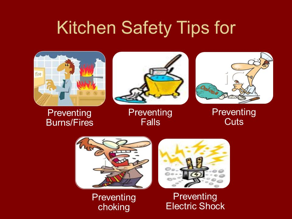 Why is safety in the kitchen important ppt video online for 6 kitchen safety basics