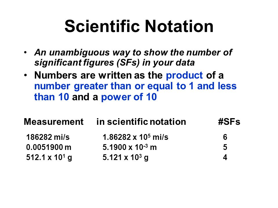 decimal and significant figures So you cannot claim five decimal places of accuracy, because none of your measurements exceeded two digits of accuracy as a result, you can only claim two significant digits in your answer in other words, the appropriate number of significant digits is two, and you would report (in your physics lab report, for instance) that the volume of .