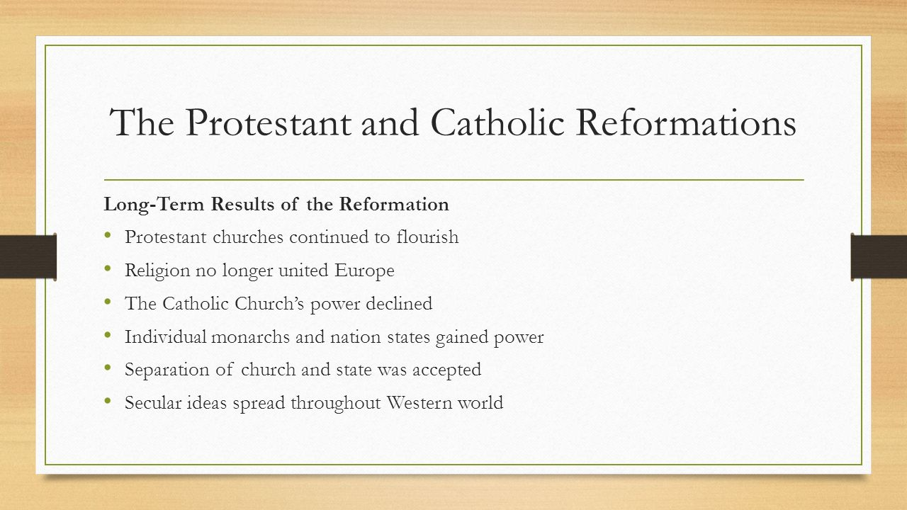 protestant reformation and nationalism To syllabus  lecture 14 the protestant reformation  we have seen that in the late middle ages many christian sectarians and theologians criticized the catholic for its worldliness and corruption, and that some critics had claimed that church dogma itself.