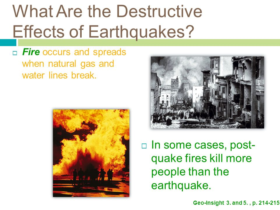 effects of earthquakes fire - photo #15