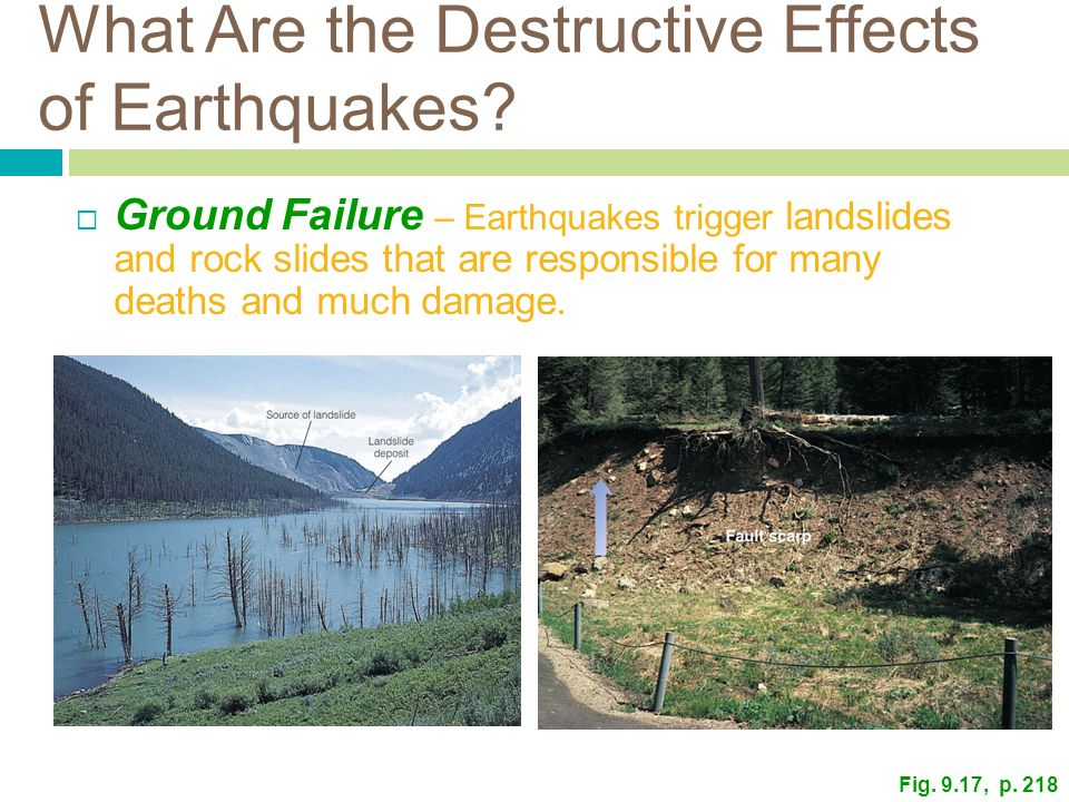 effects of earthquakes fire - photo #43