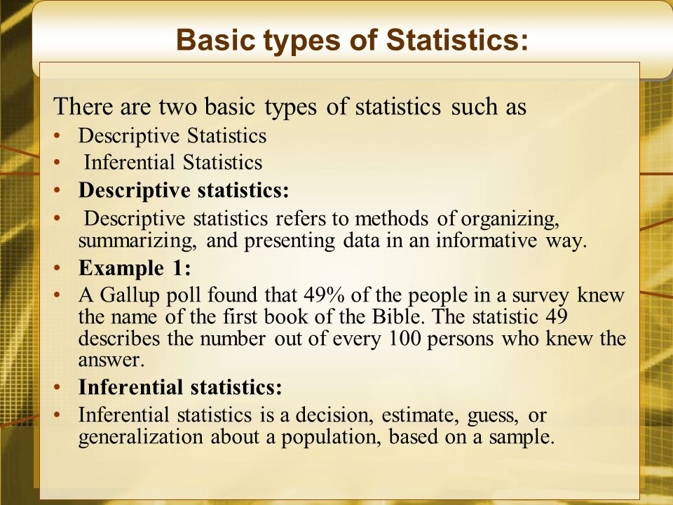 summarizing presenting data It makes use of graphical techniques and numerical de- to summarize and present the data the graphical and tabular methods presented here ap.