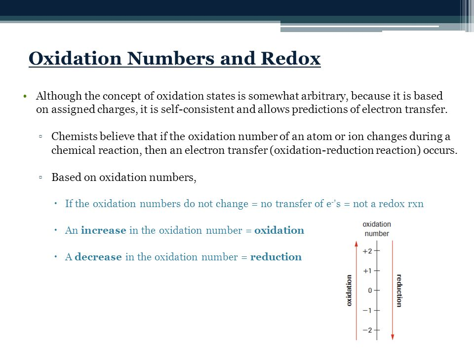 how are oxidation numbers assigned assign oxidation numbers to each element in the following ions