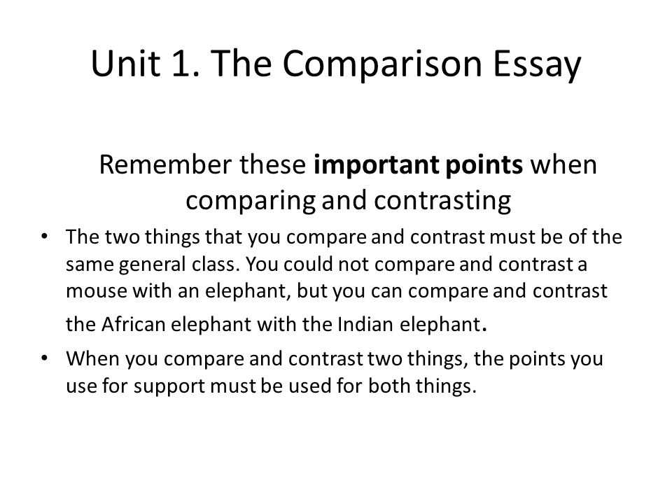 Compare and contrast india and america essay