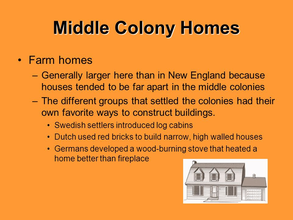 Homes In New England Colonies