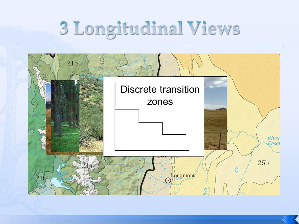 Zones of river image collections diagram writing sample ideas the river continuum concept ppt video online download discrete transition zones freerunsca image collections sciox Gallery