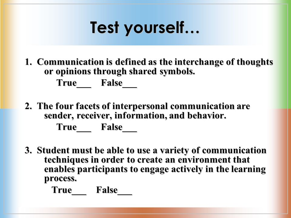 non verbal communication test Non verbal reasoning questions andanswers pdf rs this test will test your non- verbal reasoning as the questions appear in non-verbal communication in.