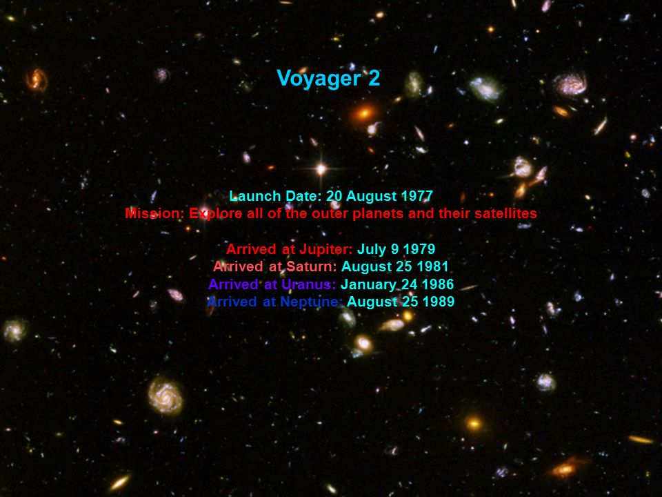 """VOYAGER MISSIONS A """"bottle thrown in the cosmic ocean ..."""