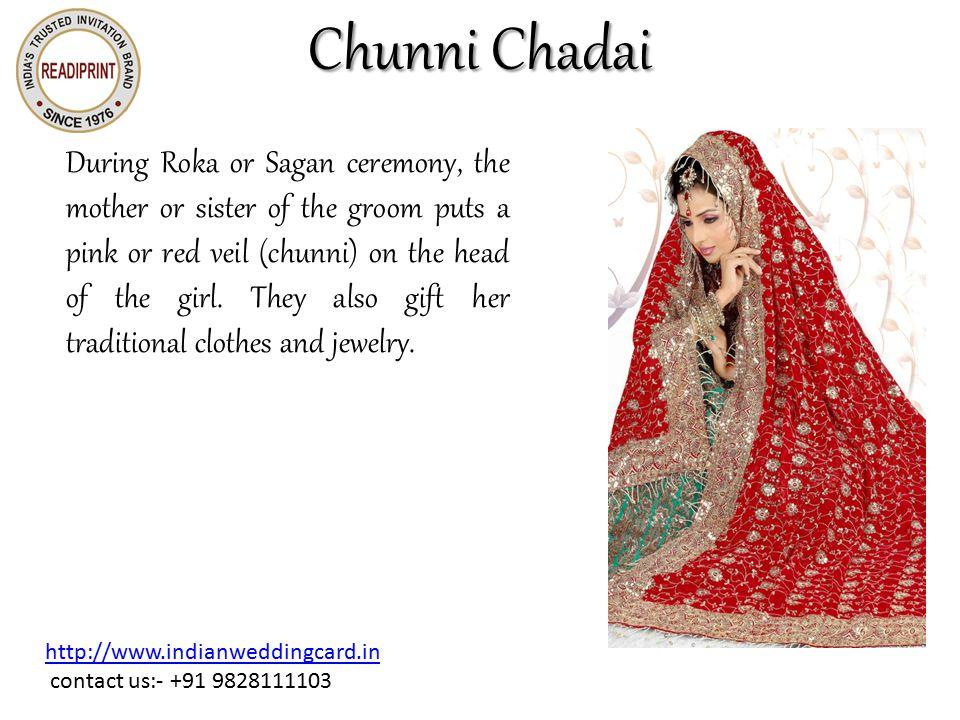 Rituals Of Punjabi Wedding
