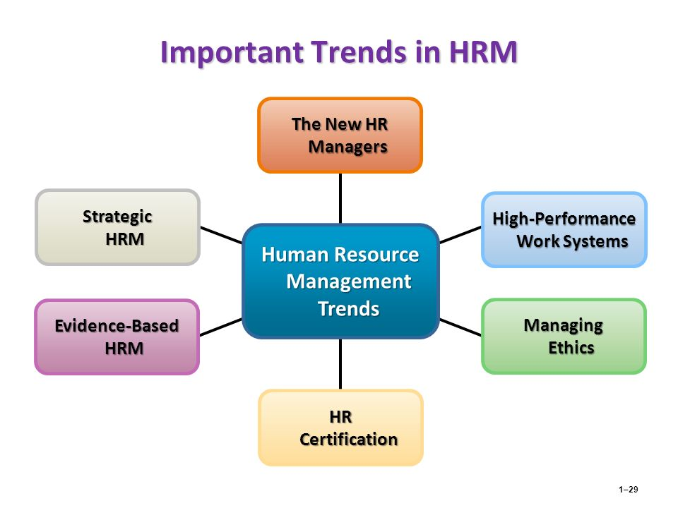 human resource management challenges and changes Overall, the change process must be planned for and carefully managed it will  require  decentralisation of appropriate hrm issues from central departments.