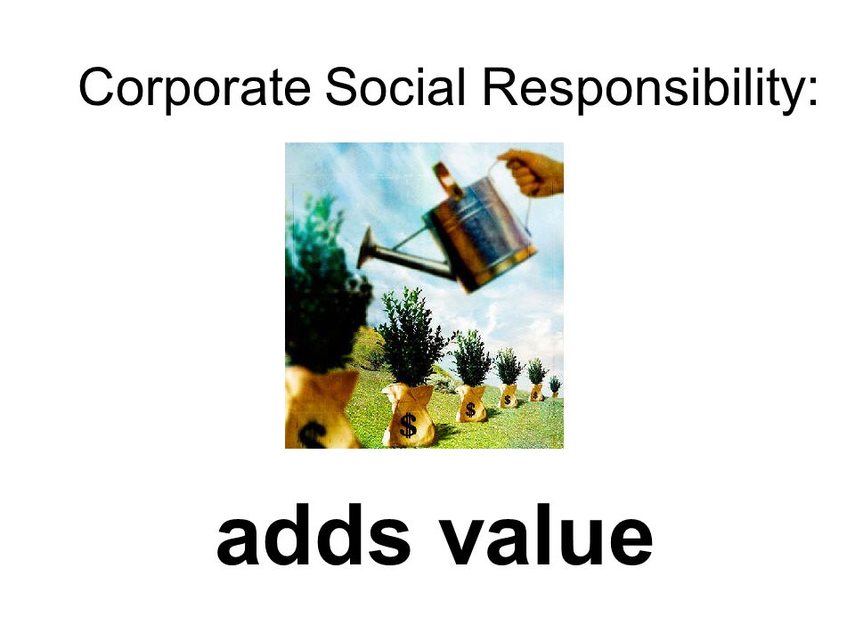 the effect of globalisation on corporate social responsibility Corporate social responsibility and financial performance: does it pay to be good the prominence of corporate social responsibility (csr) that the number of the most well-known global corporations integrating corporate social.