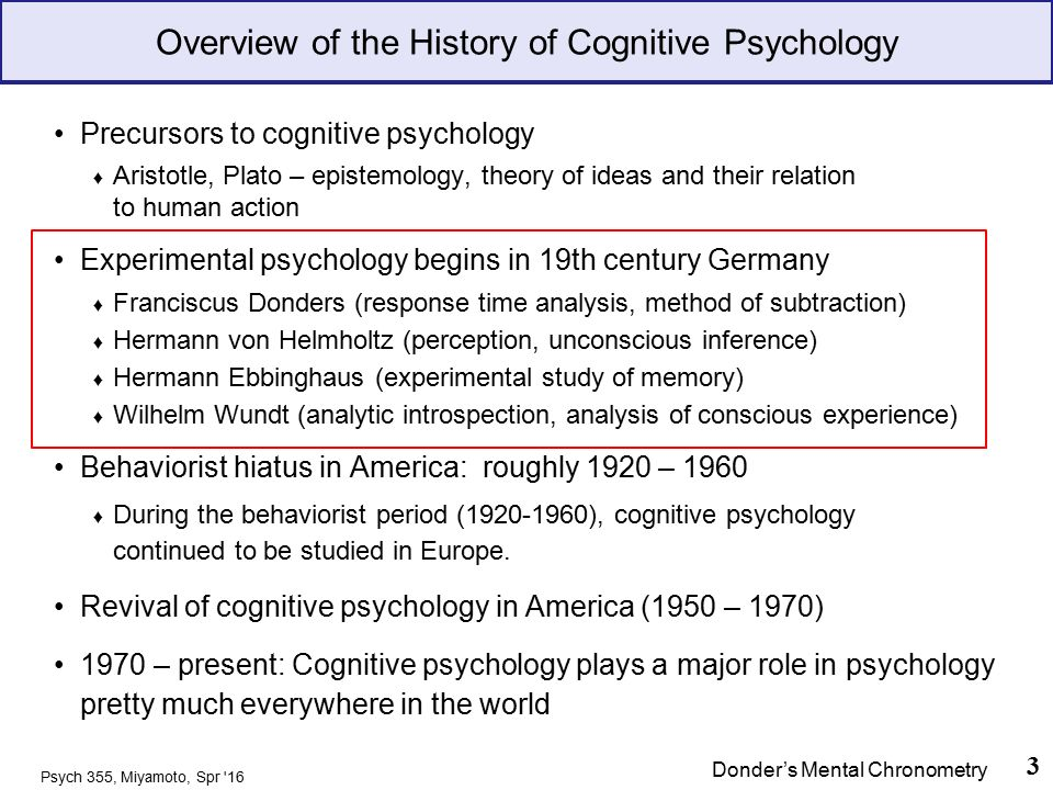 the development of the science of psychology during the 19th century Science studies: literature and the history of science, medicine and psychology  18th-century british literature 19th-century british literature.