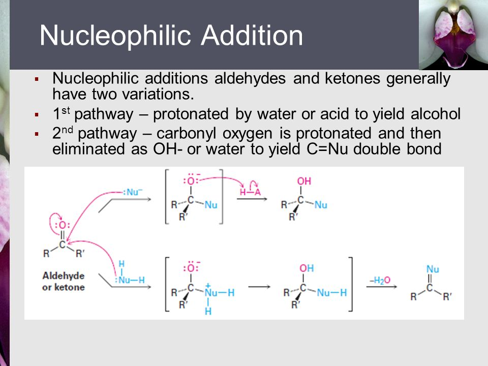 nucleophilic addition to a carbonyl the Facts and simplified mechanisms for the reduction of carbonyl compounds (aldehydes and ketones) using sodium tetrahydridoborate - nucleophilic addition.