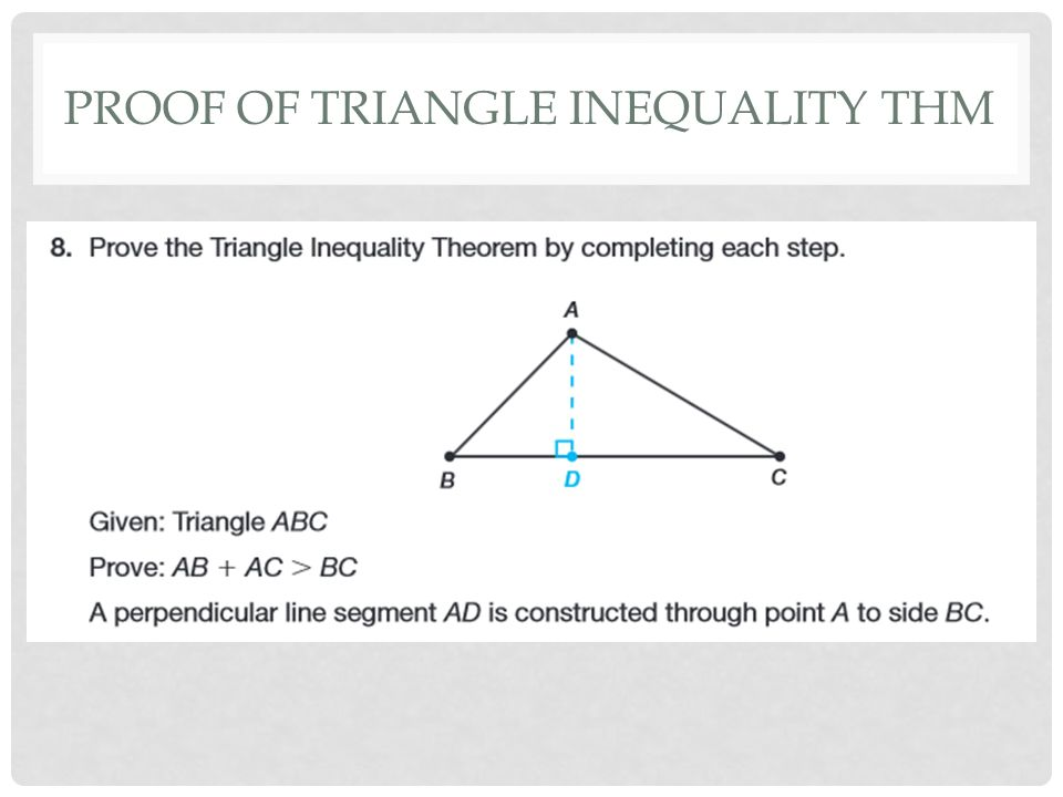 53 Trade Routes and Pasta Anyone ppt video online download – Triangle Inequality Theorem Worksheet