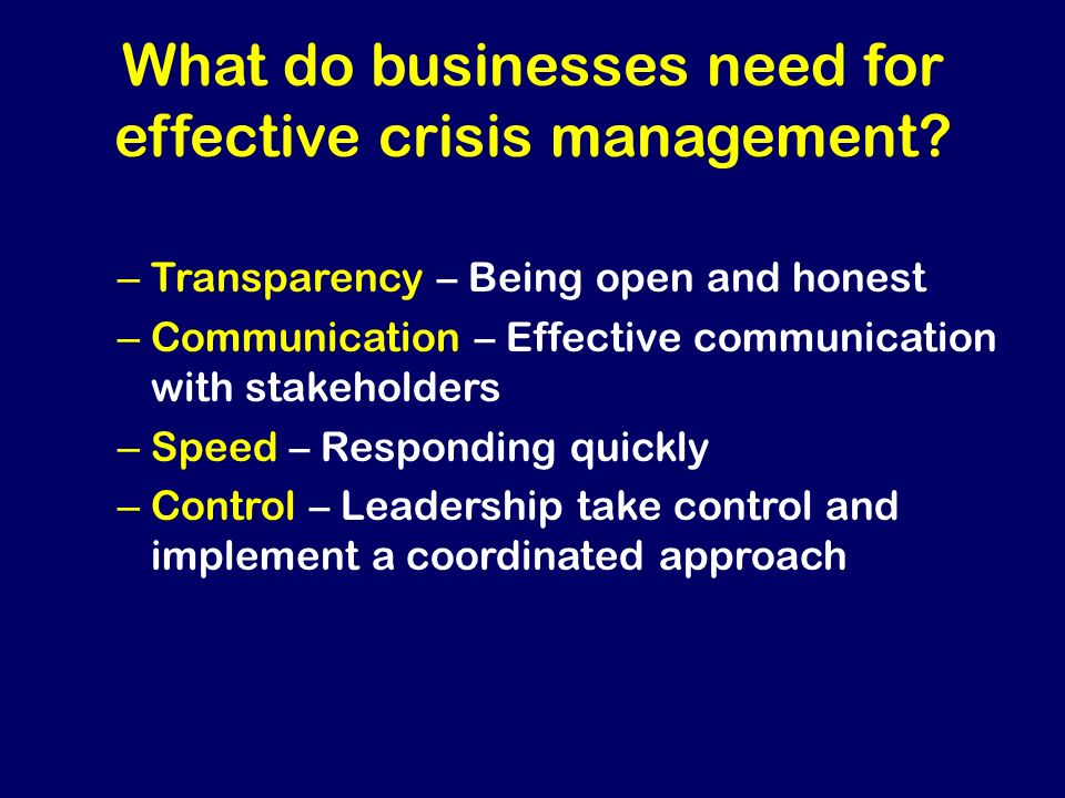 do effective managers also need to As a role model to your staff you also need to be responsible for your own self-development 7 effective operations managers act with integrity what do you think now how many of the top 10 traits of an effective operations manager do you possess.
