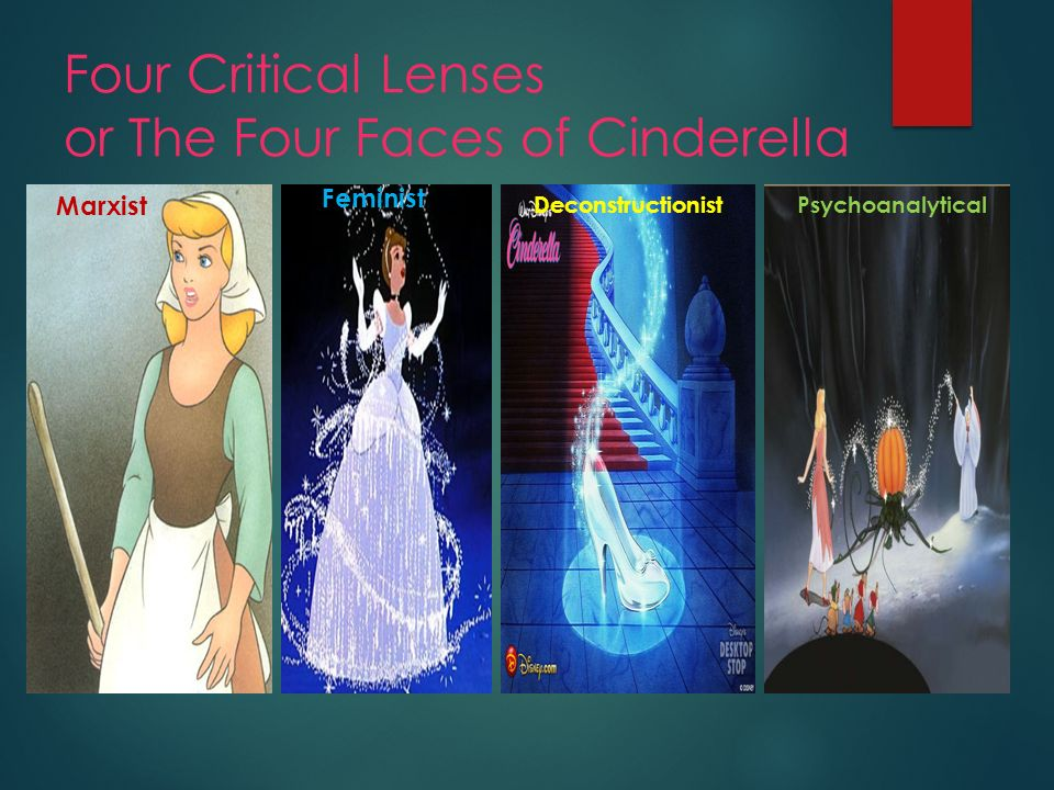 a literary analysis of the cinderella