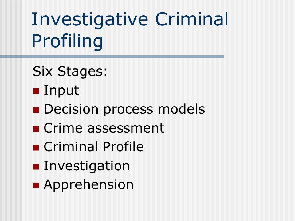 forensic psychology ppt video online investigative criminal profiling