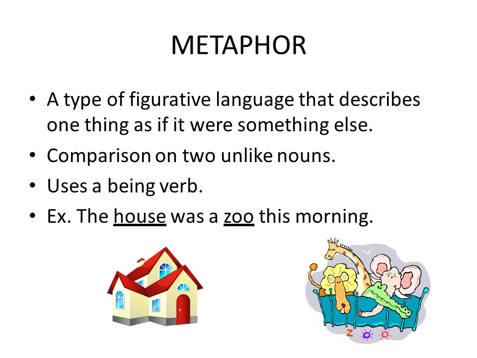 What Are the Different Types of Metaphors?