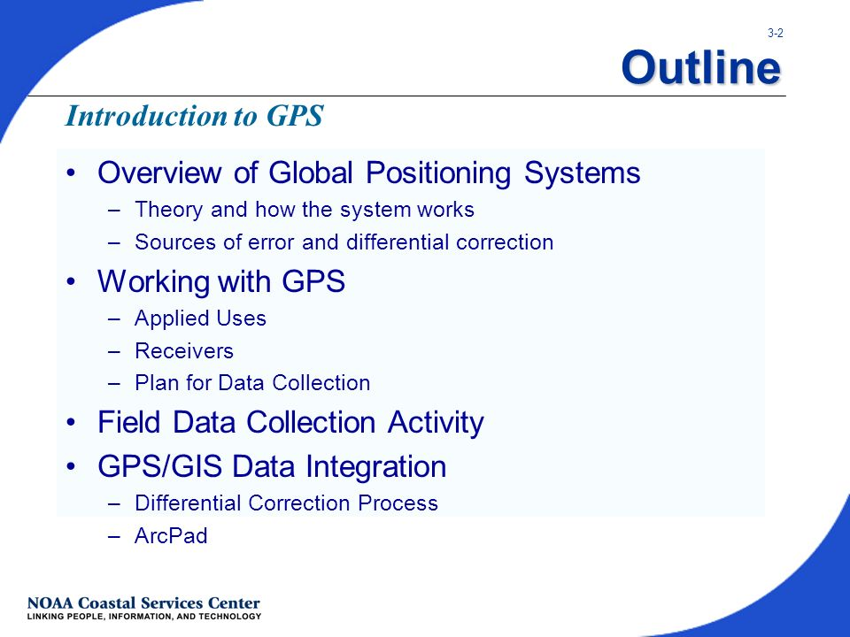 an overview of the global positioning system technology