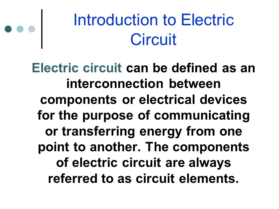 chapter 1  u2013 det introduction to electric circuit