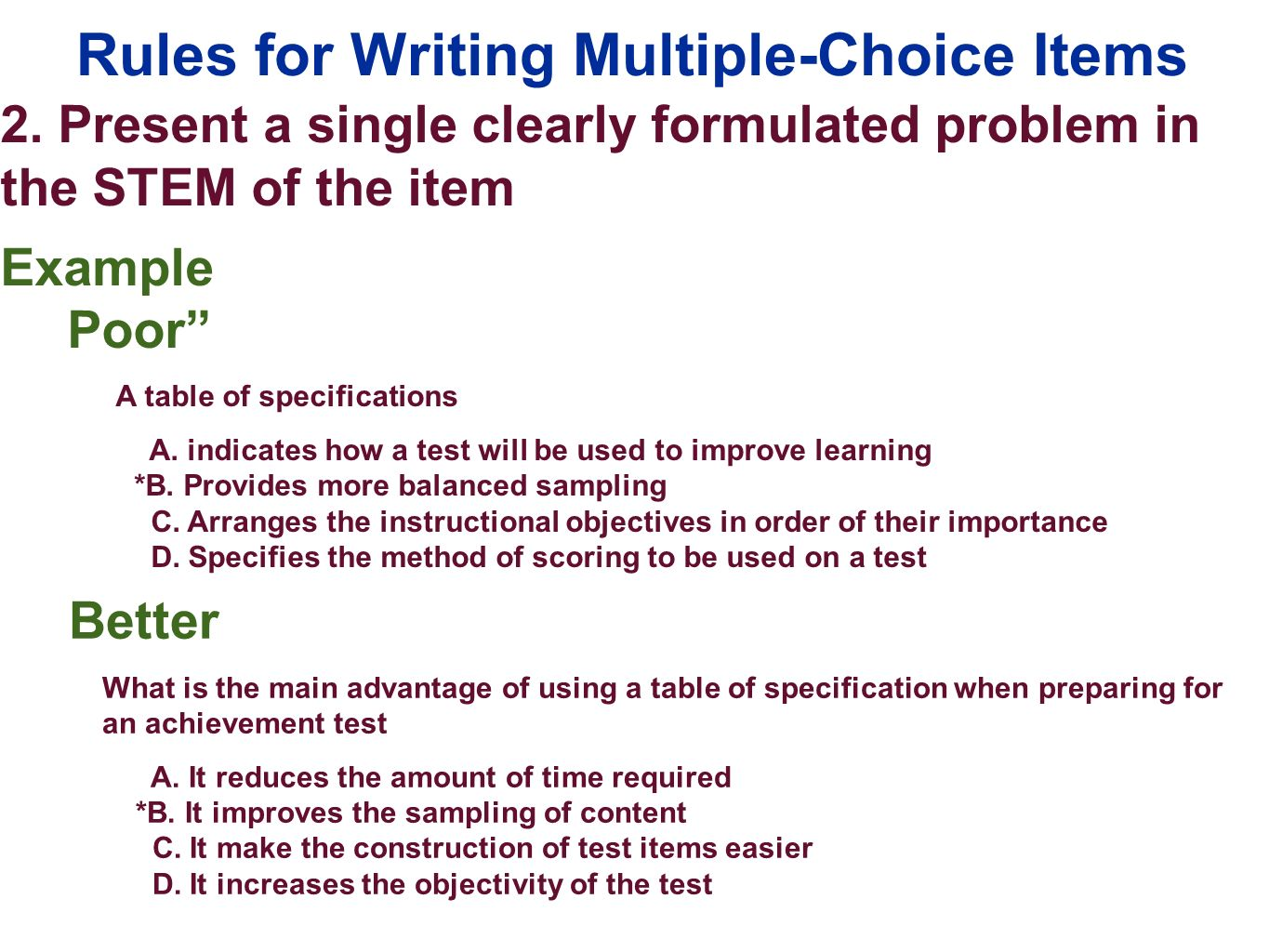essay multiple choice Our experts have good experience in working under time pressure let us help you with your tests.