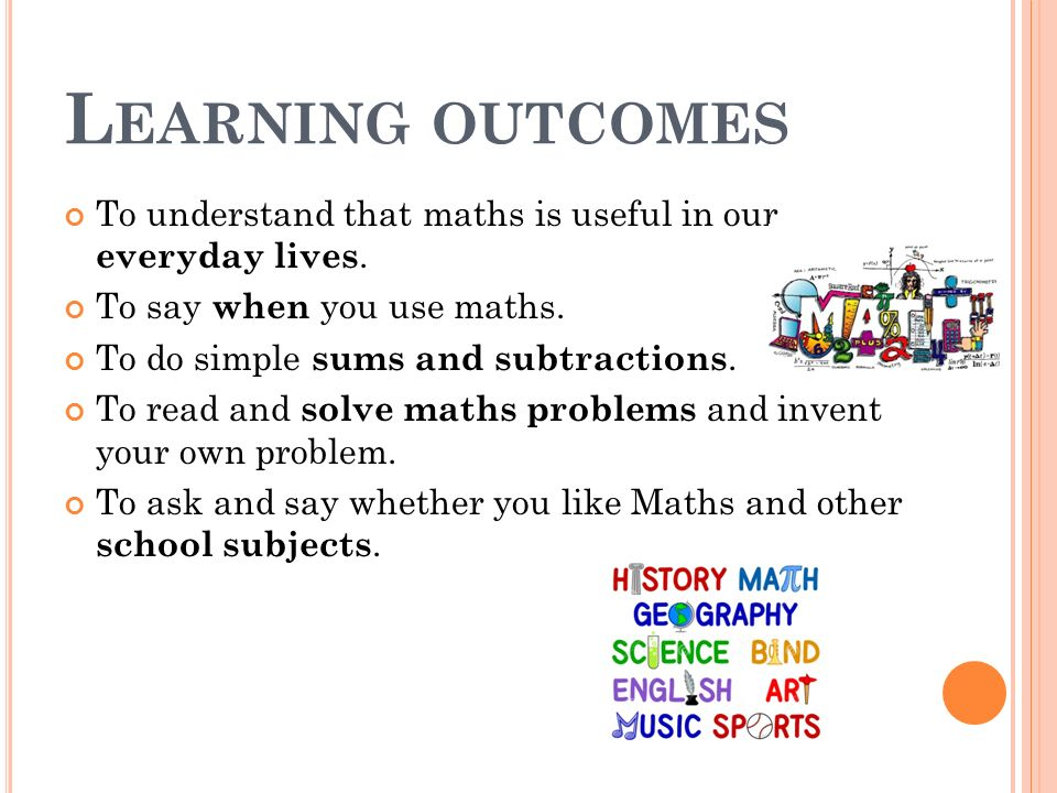 How math is used in our