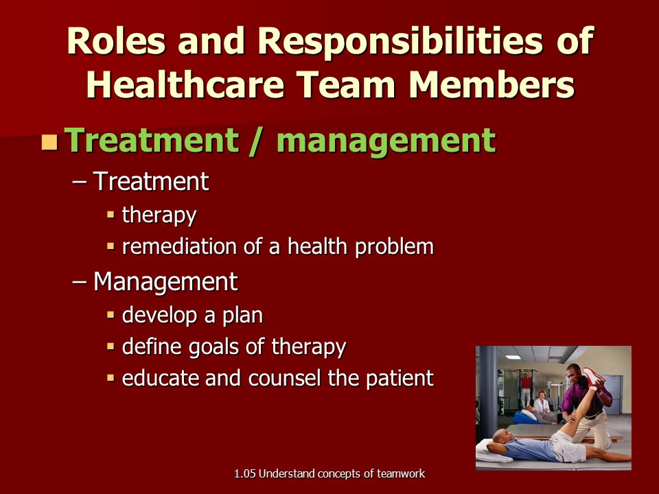 healthcare operations management roles and goals Get an answer for 'explain the importance/role of operations management across goals so that the operations of a health care management.