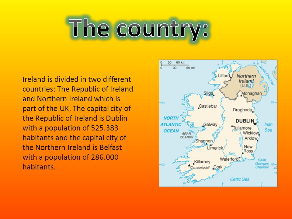 Ireland Alex Collado Pallares Ppt Video Online Download - Capital city of different countries
