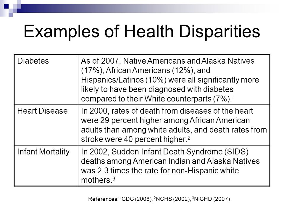 Disparities in Infant Mortality: What's Genetics Got to Do With It?