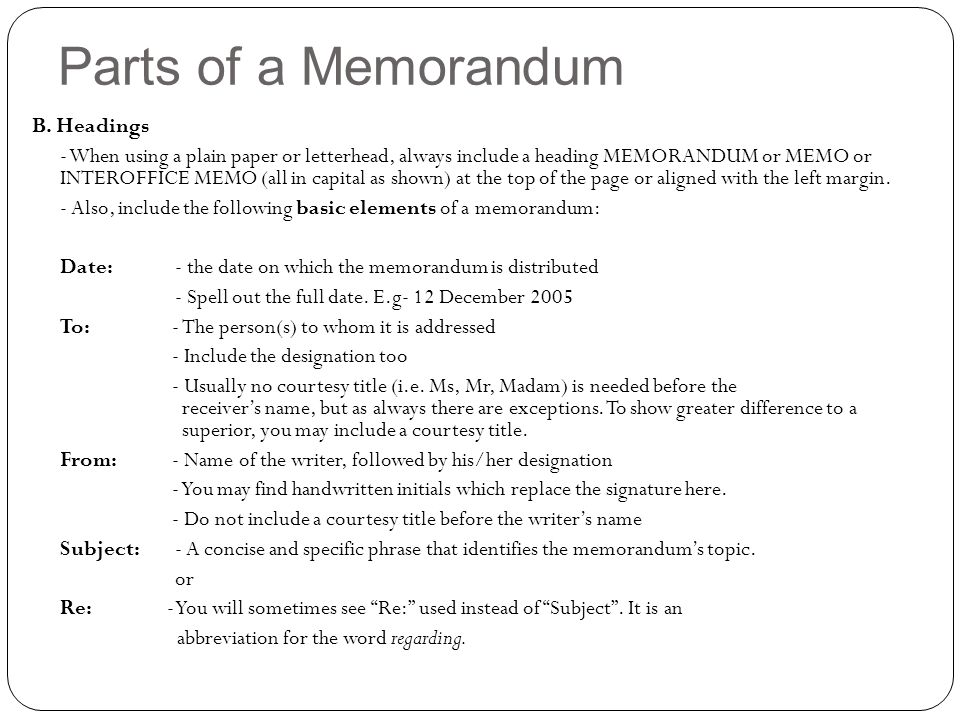 Memorandum. Details Sample Memorandum Of Lease Agreement - 9+ Free