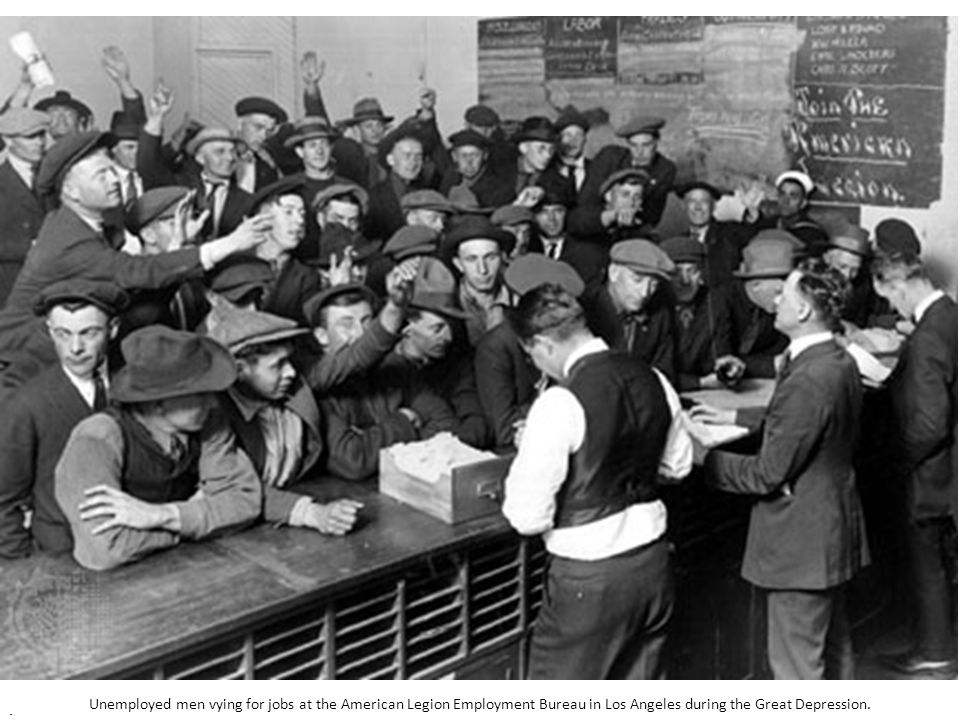 the american employment drought the great depression Throughout the 1930s, eastern colorado along with the majority of the southern plains states, experienced extreme droughts baca county was among the the combined effects of the economic depression, the drought, the dust bowl, and other ecological disasters had a devastating effect on baca county although some.