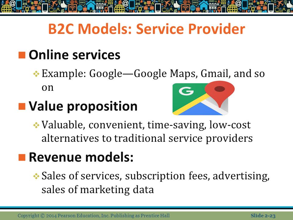 Chapter 2 E-commerce Business Models and Concepts - ppt ...