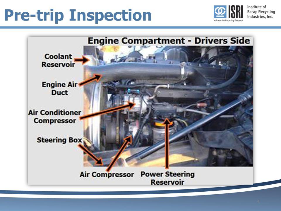 semi engine compartment diagram semi trailer parts diagram