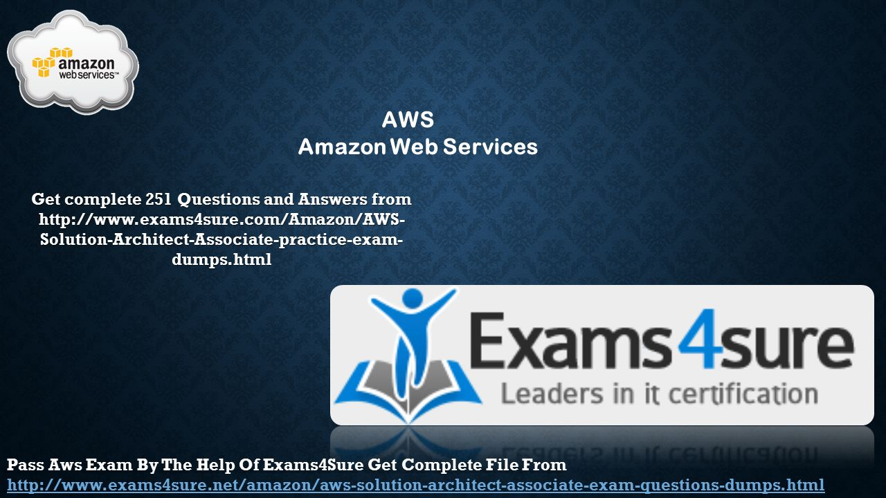 Aws aws certified solutions architect ppt video online download 19 aws amazon web services xflitez Gallery