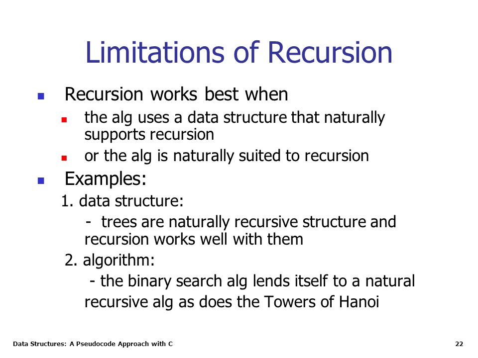 Recursion (computer science) - Wikipedia
