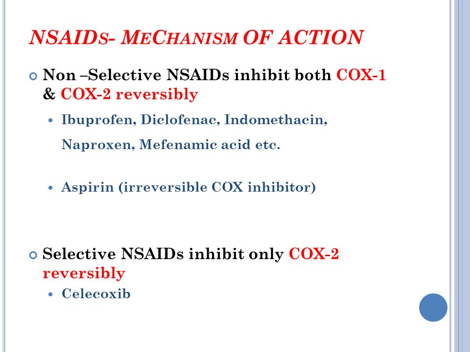 non steroidal anti inflammatory drugs inhibit prostaglandin biology essay That same person also needs to supply an out of order sign to post on the door of the non  drugs even if you  anti-inflammatory activity of.