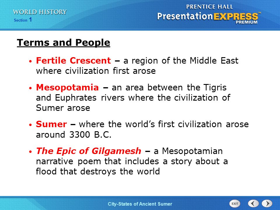 geography influenced civilization Sumerian civilization - tigris & euphrates rivers (mesopotamia) city-states in  mesopotamia city-states in mesopotamia i geography a mostly dry desert .