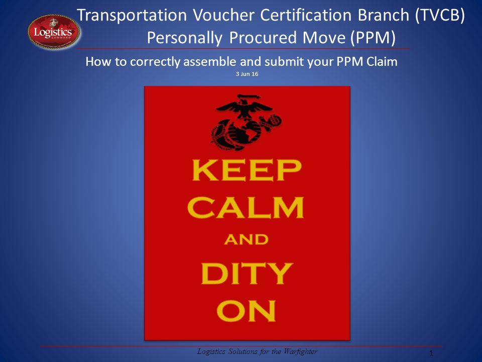 Transportation Voucher Certification Branch Tvcb Ppt Video