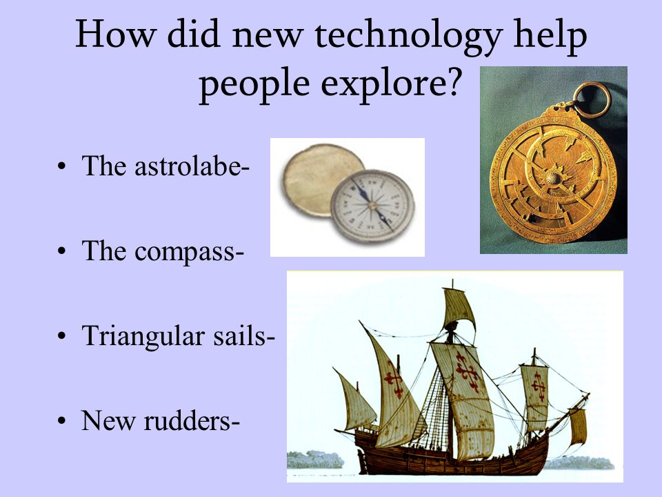 The World Made New Why The Age Of Exploration Happened: Ppt Video Online Download