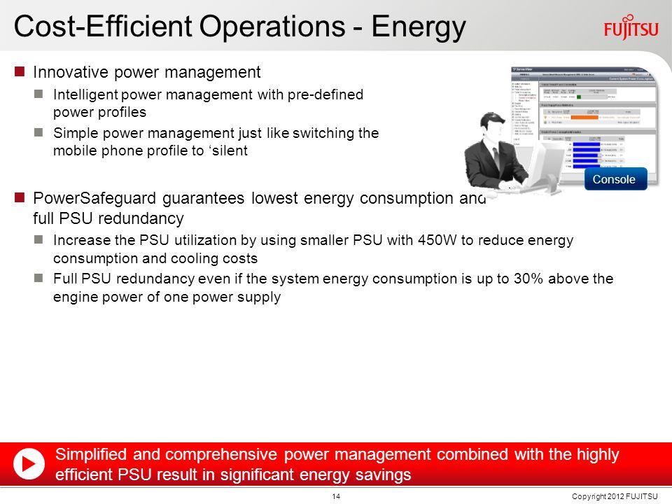 Power Management - Power Control Mode